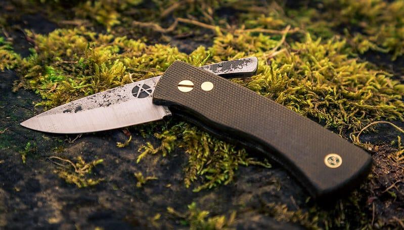 friction folder knife