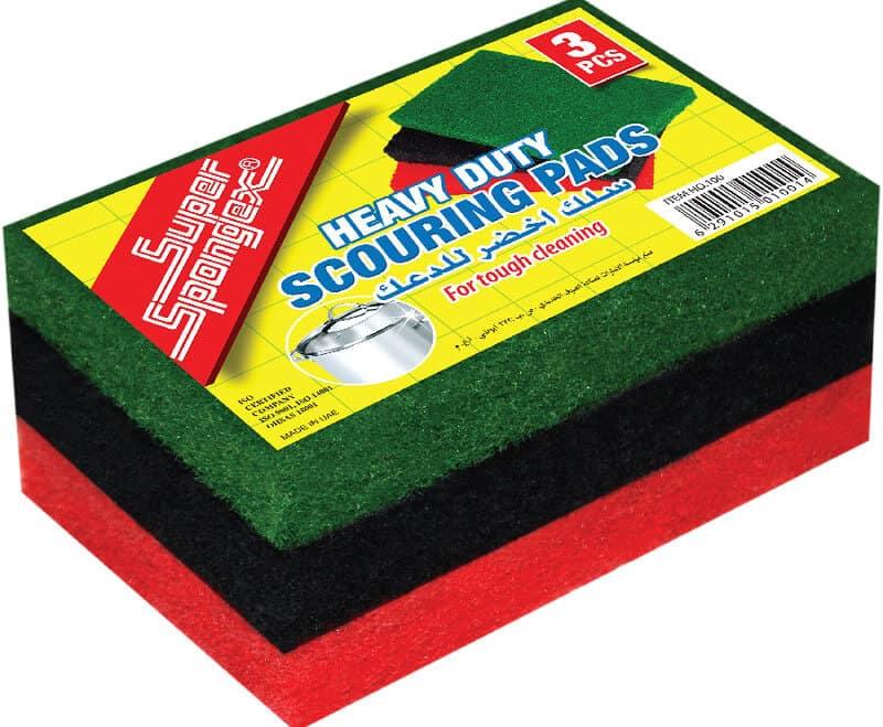 scour pads